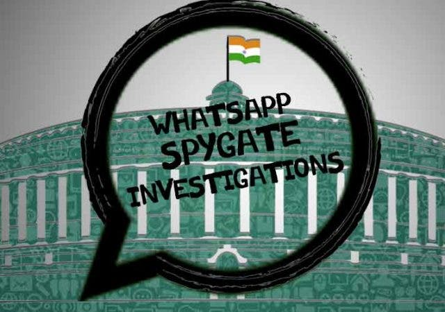 Why WhatsApp Spyware Case India