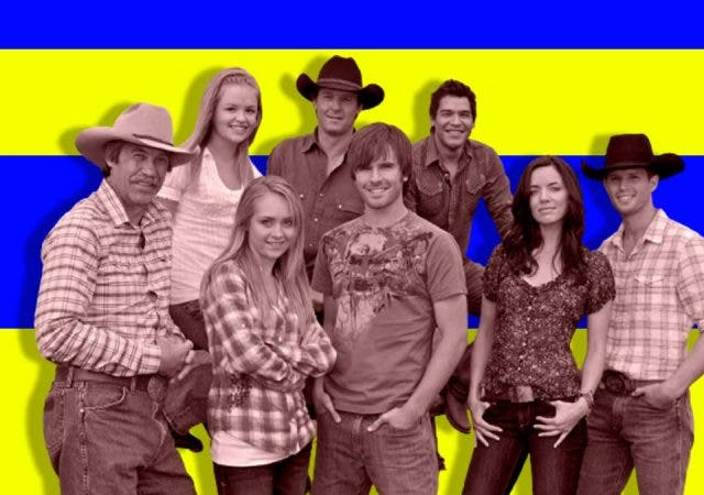 Where to watch 'Heartland'