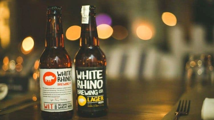 White Rhino Collection - India New Beer Barons