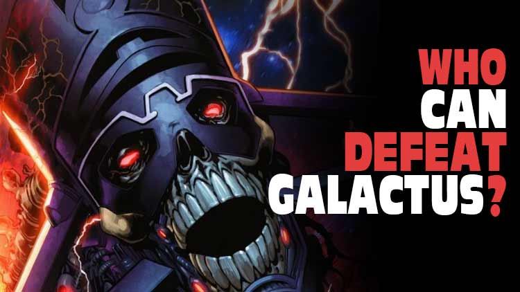 Who Can Beat Galactus DKODING