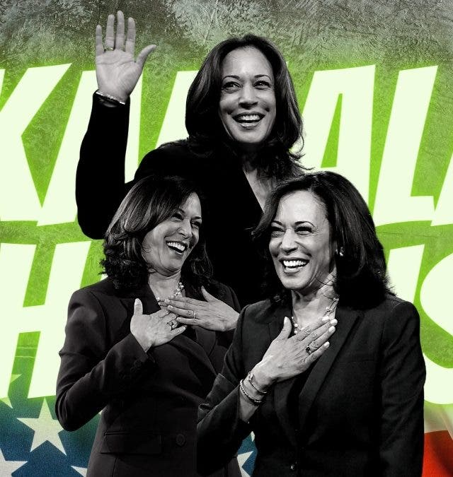 Know kamala Harris
