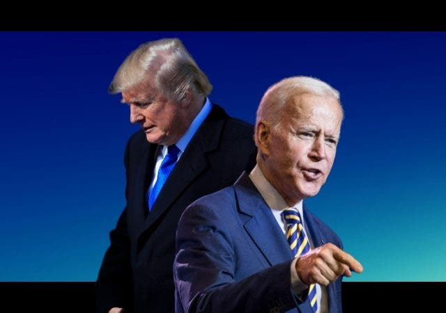 Biden advantage over Trump US Elections 2020