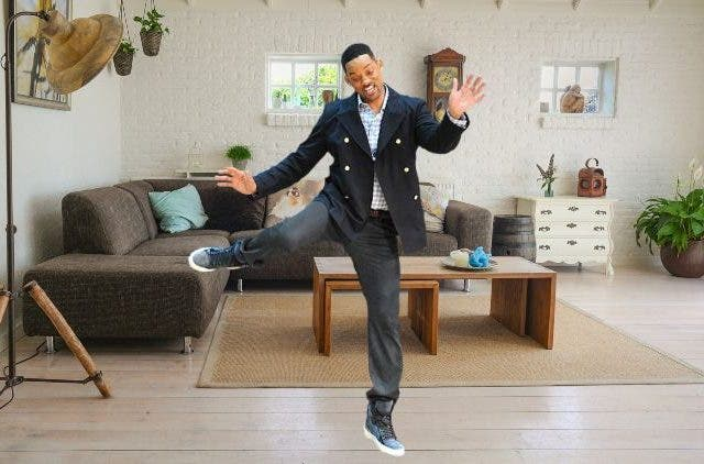 Will Smith Coronavirus Work From Home