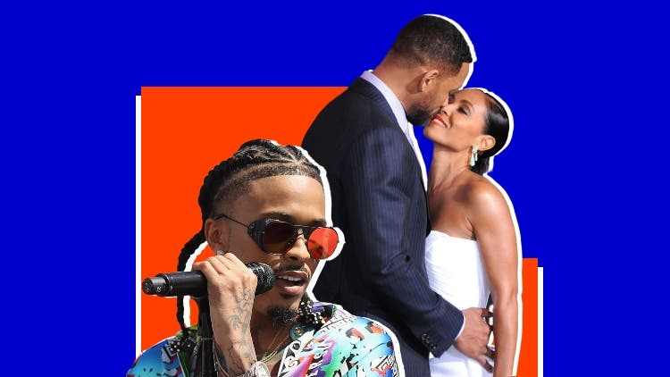 Entire Jada Pinkett Smith, August Alsina and Will Smith Drama Simplified