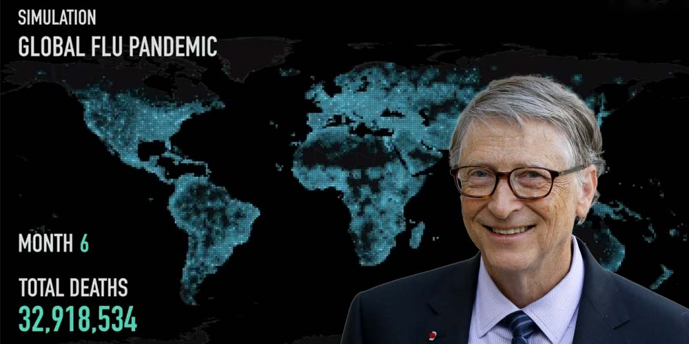 Bill Gates Predicted Coronavirus Can Kill 33 Million