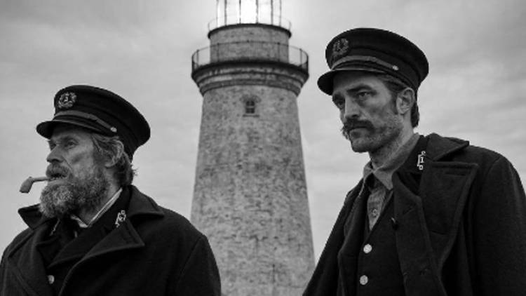 The first glimpse of 'The Lighthouse' is sure to drive you to insanity