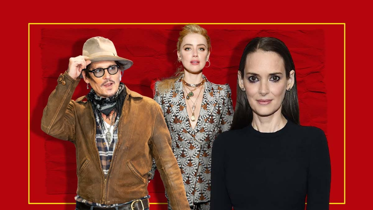 Allegations on Johnny Depp by ex-wife Amber Heard