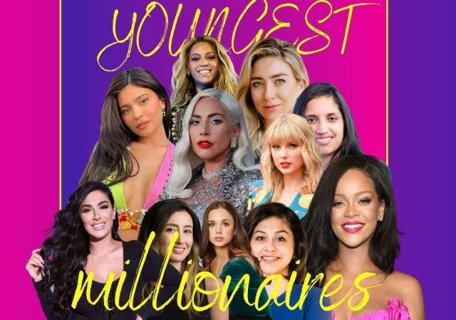 2021's Top 11 Young Self-Made Women Millionaires Who Inspire Millions