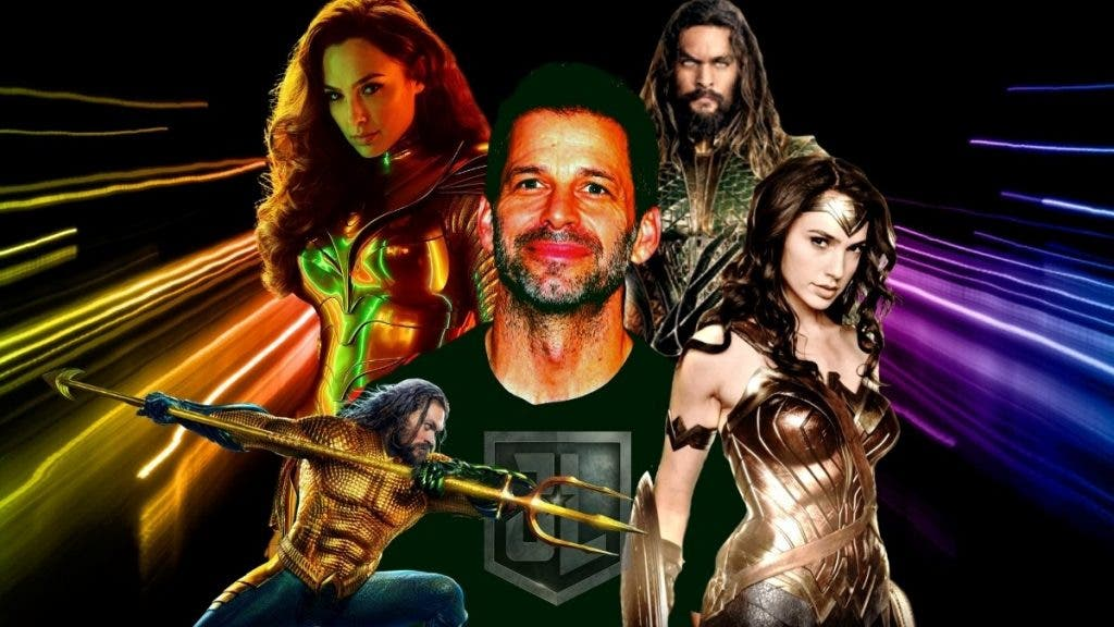 Gal Gadot and Jason Momoa are ending their DC stint with Zack Snyder's 'Justice League'
