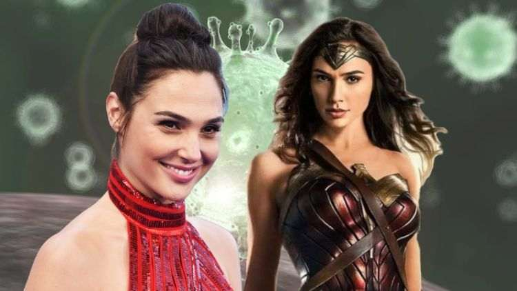Wonder Woman Is Working Relentlessly To Save The World From Coronavirus