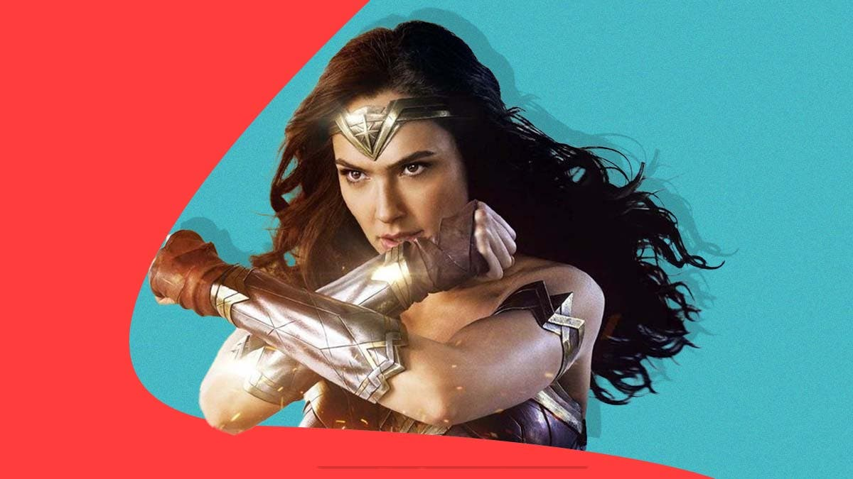 Wonder Woman is single-handedly taking on the Marvel Universe