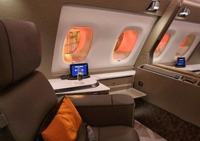 World's Top 5 Must-Experience Business Class Airline Seats In 2021