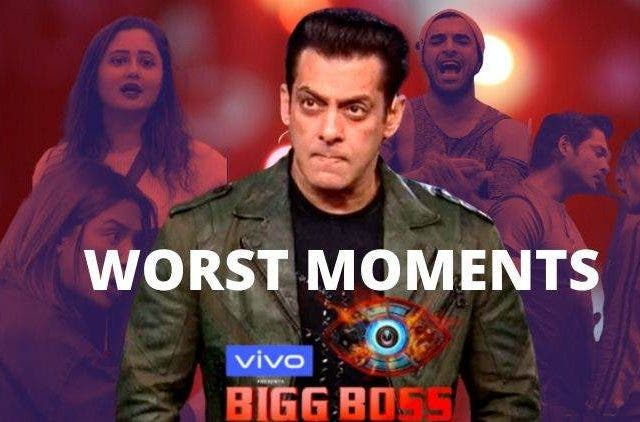 Worst Moments in Bigg Boss 13 DKODING
