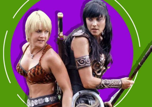 Xena Warrior Princess reboot