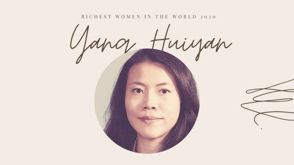 Yang Huiyan - China's Richest Woman