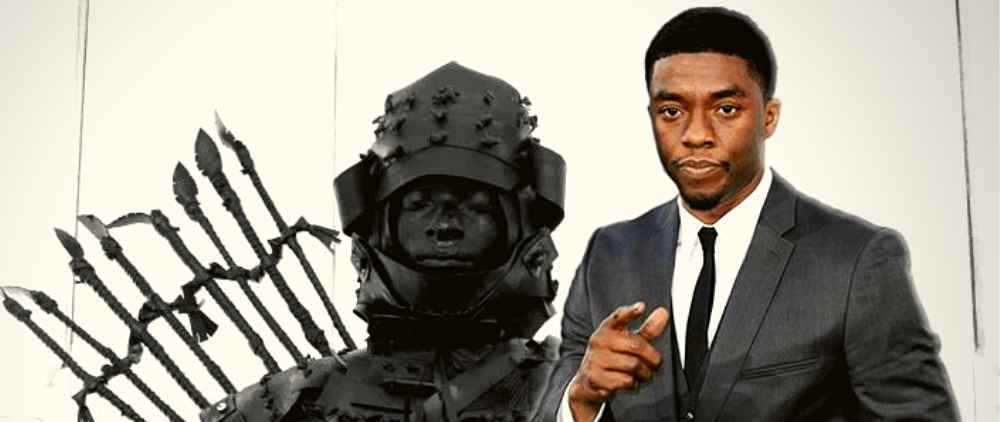 Chadwick Boseman- From sharp claws to the sharpest sword