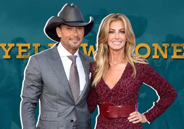Yellowstone spin-off cast brings Faith Hill and Tim McGraw together