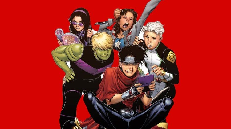 WandaVision Set To Introduce The Future Young Avengers Project