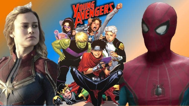 Young Avengers DKODING