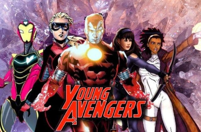 Young Avengers in MCU DKODING