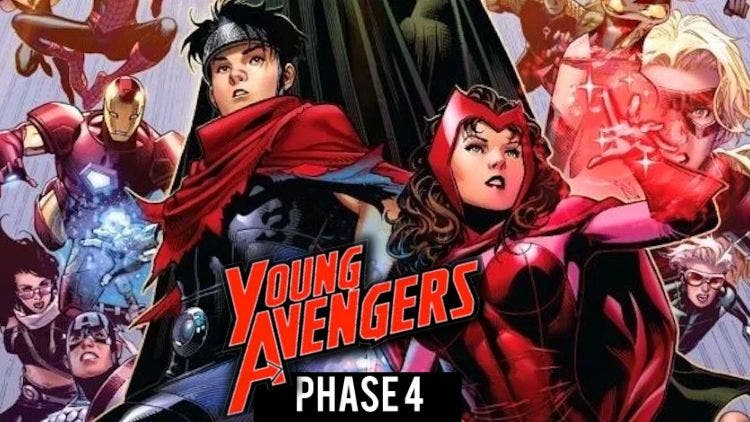 Confirmed! Young Avengers To Assemble In MCU Phase 4