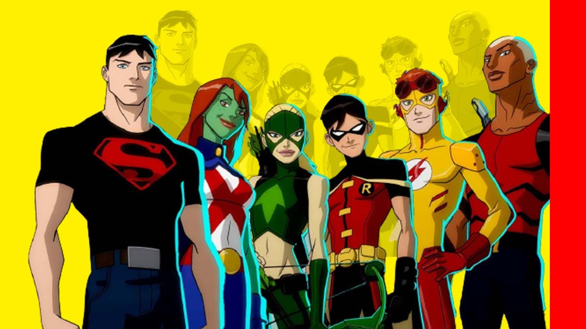 'Young Justice' is coming with season 4 on HBO Max