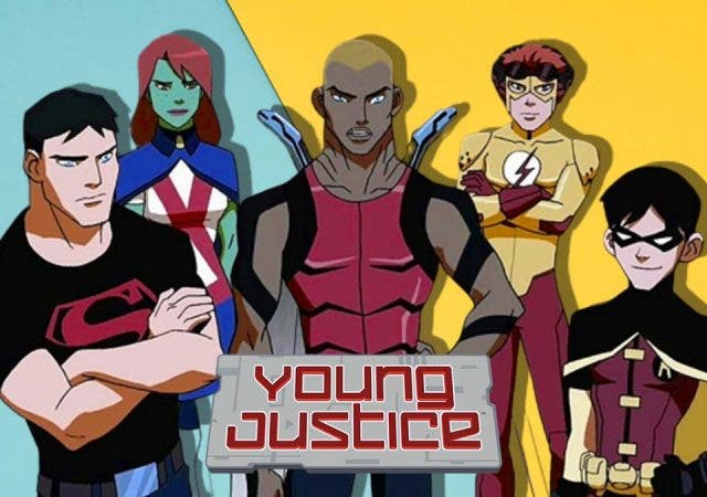 The release of Young Justice season 4