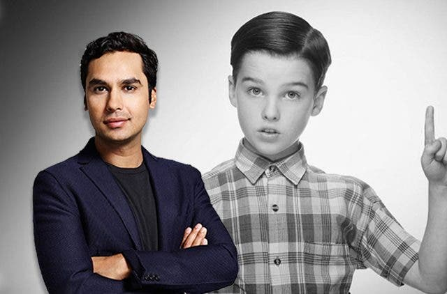 Young Koothrappali Big Bang Theory DKODING