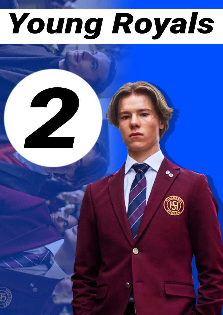 What will happen in Young Royals season 2?