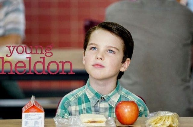 Young Sheldon Potholes DKODING