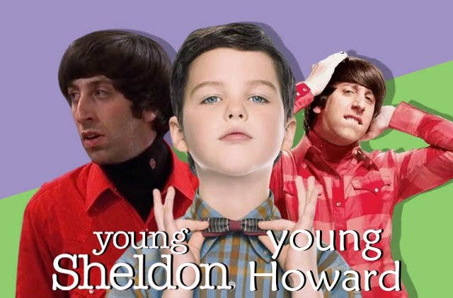 Young Howard spin-off show after Young Sheldon