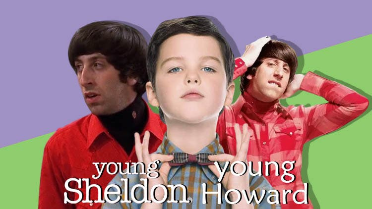 Big Bang Theory Spin-Off: Young Sheldon Is Good, But Young Howard Will Be Better
