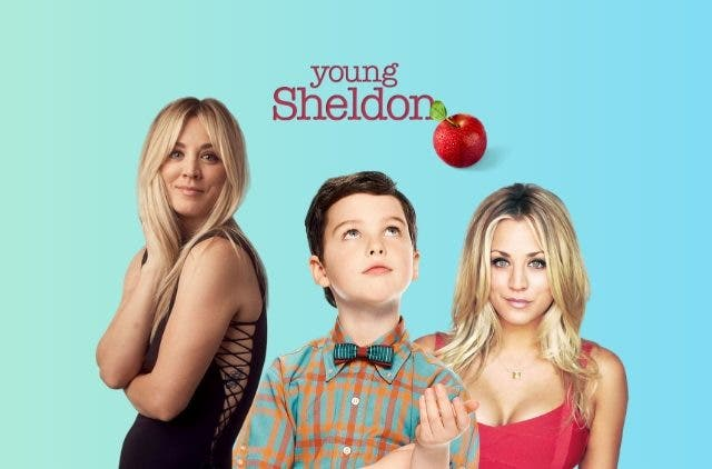 Young Penny will join Young Sheldon