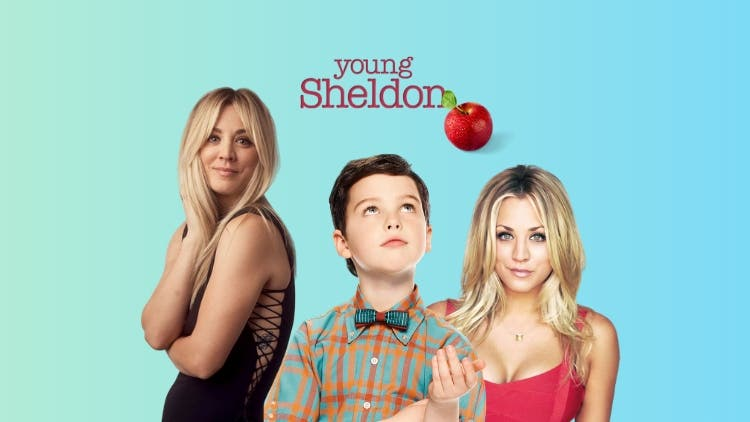 Young Penny And Sheldon To Fight It Out In Season 4 Of Young Sheldon