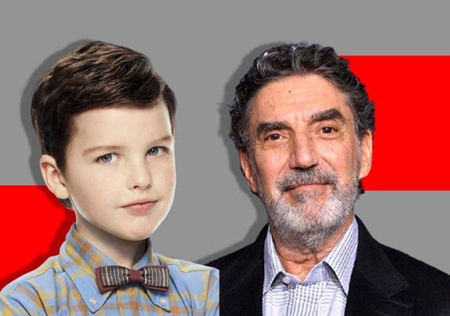 Chuck Lorre Brings Two And A Half Men's Cast To Save Young Sheldon