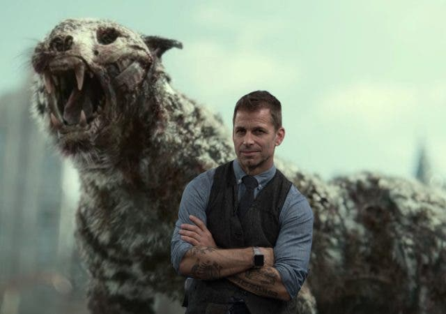 Zack Snyder Army of the dead Zombie