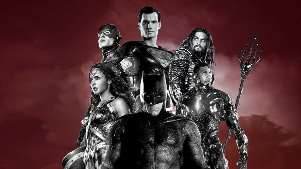 Snyder Justice League review