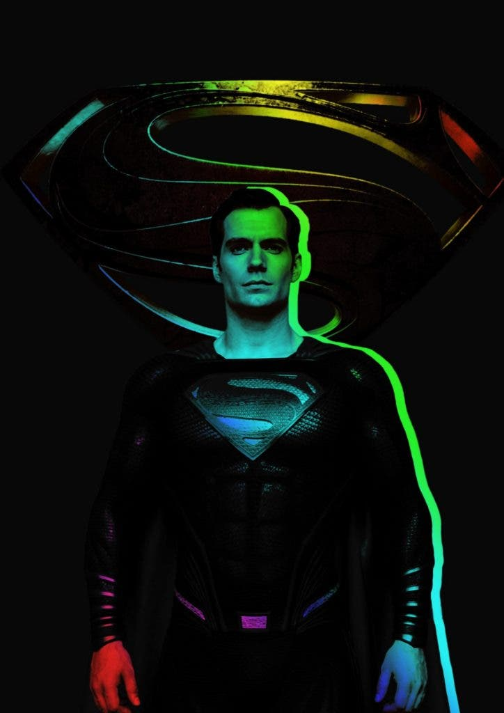 Zack Snyder's Justice League Cut Henry Cavill Superman