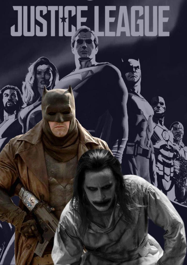Justice League Knightmare