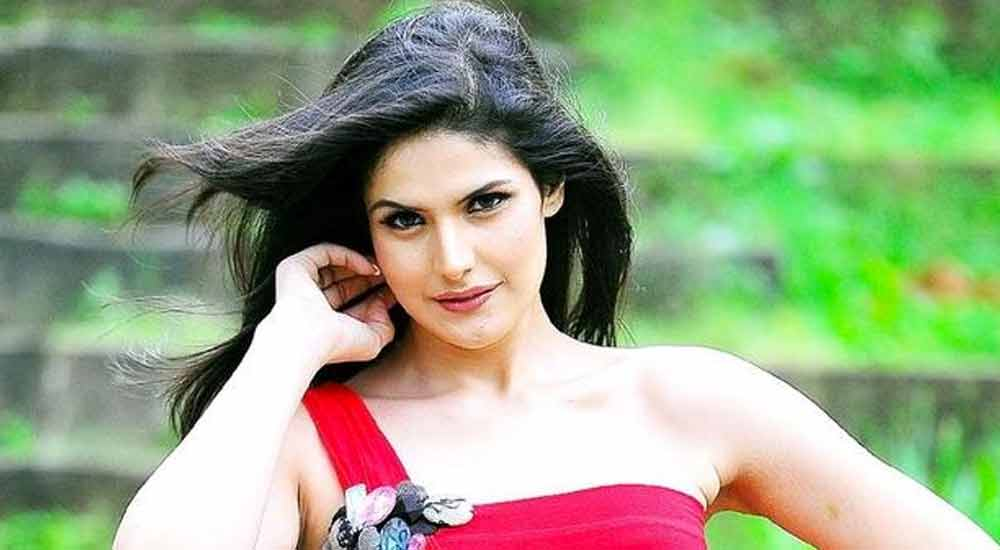 Zareen Khan in Bollywood DKODING