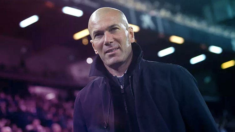 Zidane leaves Real's training camp due to personal reasons - DKODING