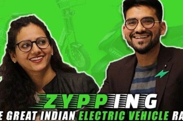 zypping electric vehicles