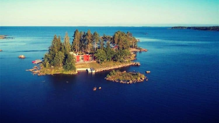 affordable island in sweden newsshot DKODING