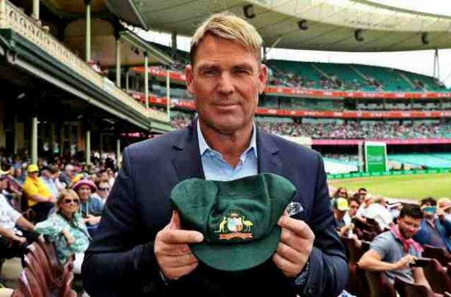 bid-for-shane-warnes-baggy-green-cap-crosses-aud-500000-Australia-Bushfire-Global-Politics-DKODING