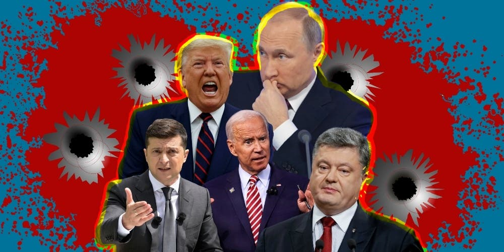 Leaked Biden-Poroshenko Tapes Is A Plot With Too Many Holes