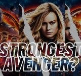 Captain Marvel Strongest Avenger