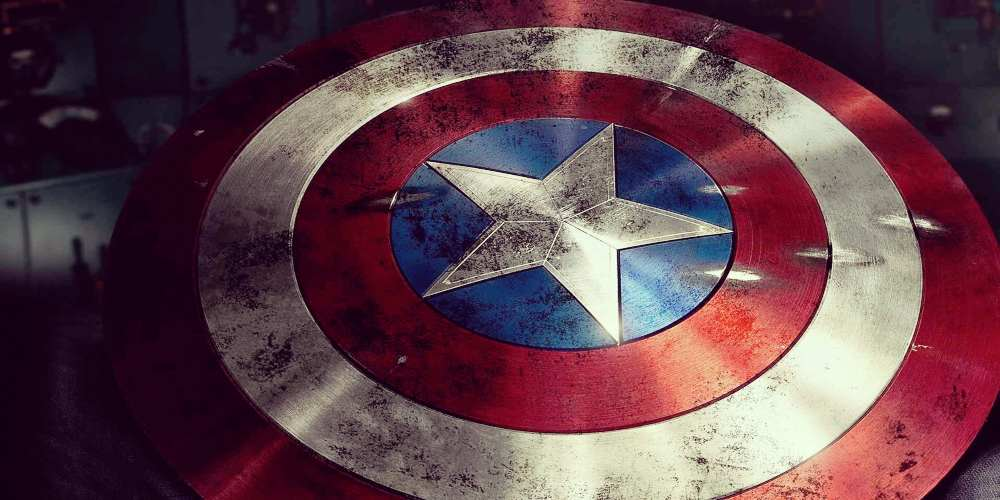 Captain America's Shield DKODING