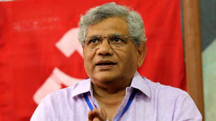 cpi-m-condemns-army-chiefs-statement-on-protests-against-caa-Sitaram-Yechury-India-Politics-DKODING