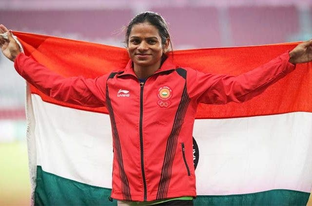 Athlete-India's-Fastest-Woman-Dutee-Chand-Wins-Gold-Medal-Atheletics-Others-Sports-DKODING