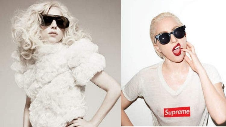 Lady GAGA's Crazy Airport Looks (Bold and Daring)